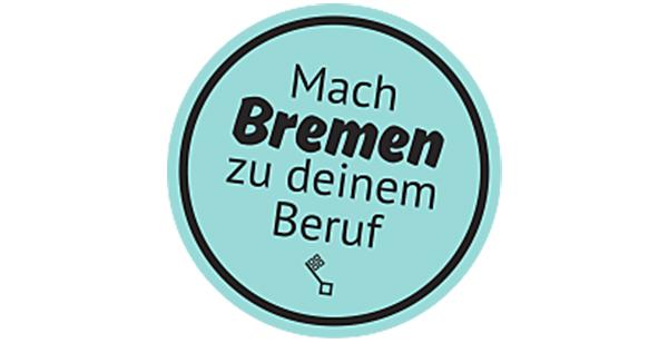 Logo: Mach Bremen zu deinem Beruf